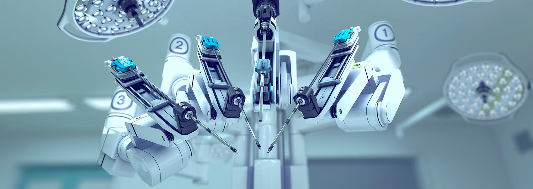 video su rimozione robotizzata della prostata
